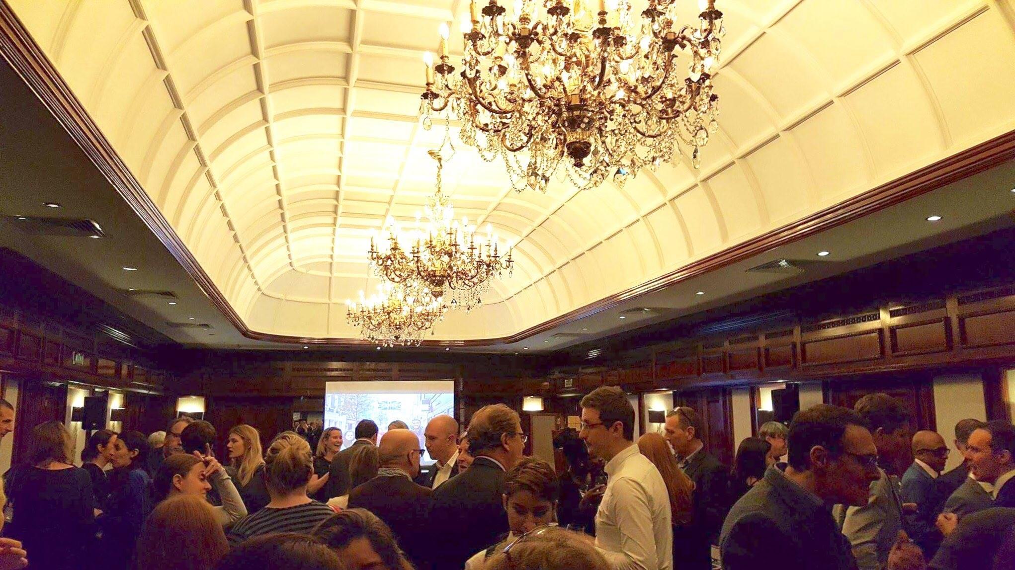 YWF Cocktail Reception