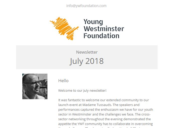 July Newsletter Out Now!