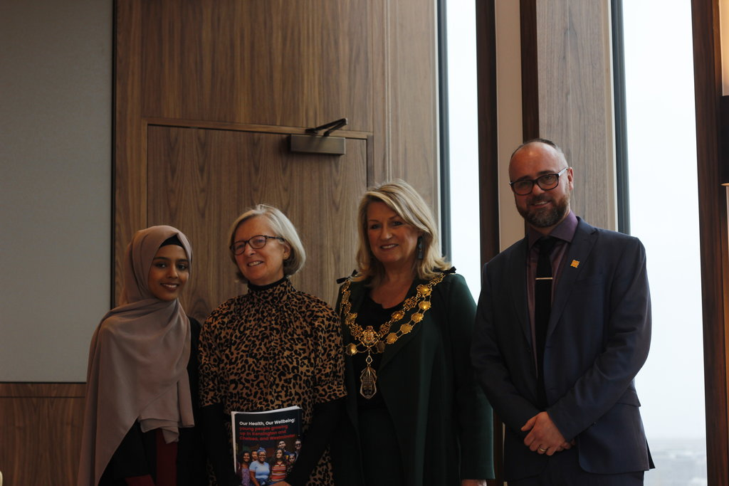 Children's Mental Health Week: Hosted at The Lord Mayors Parlour
