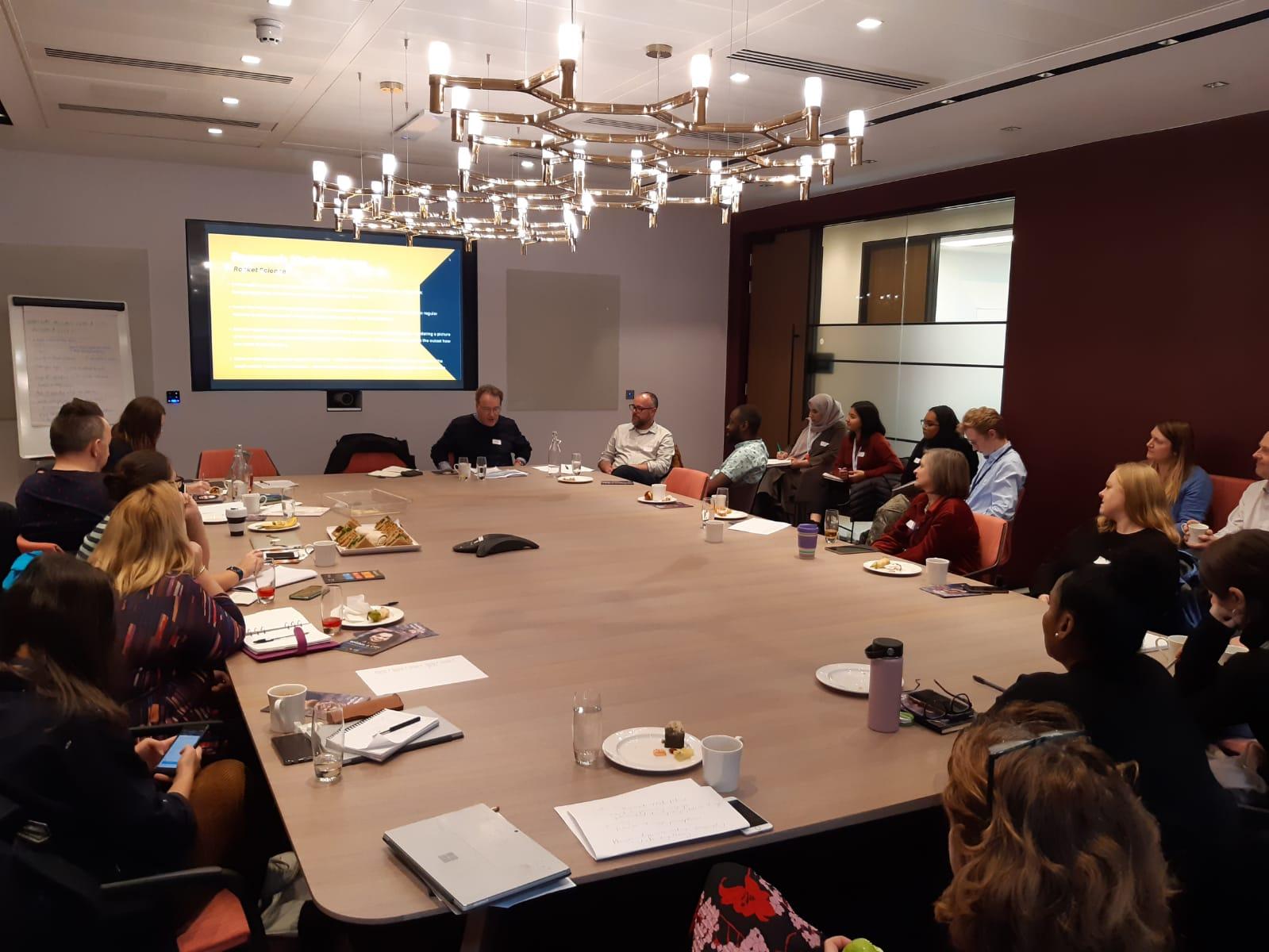 YWF community meet to kick-start our 2020 needs analysis