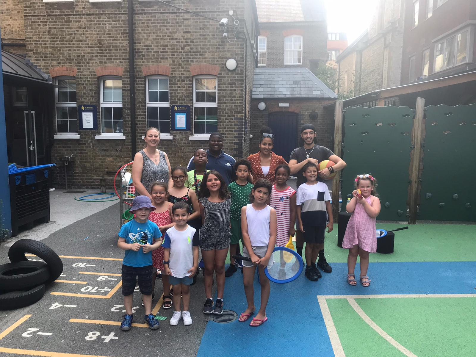 Summer programmes provide helping hand for Westminster's young people