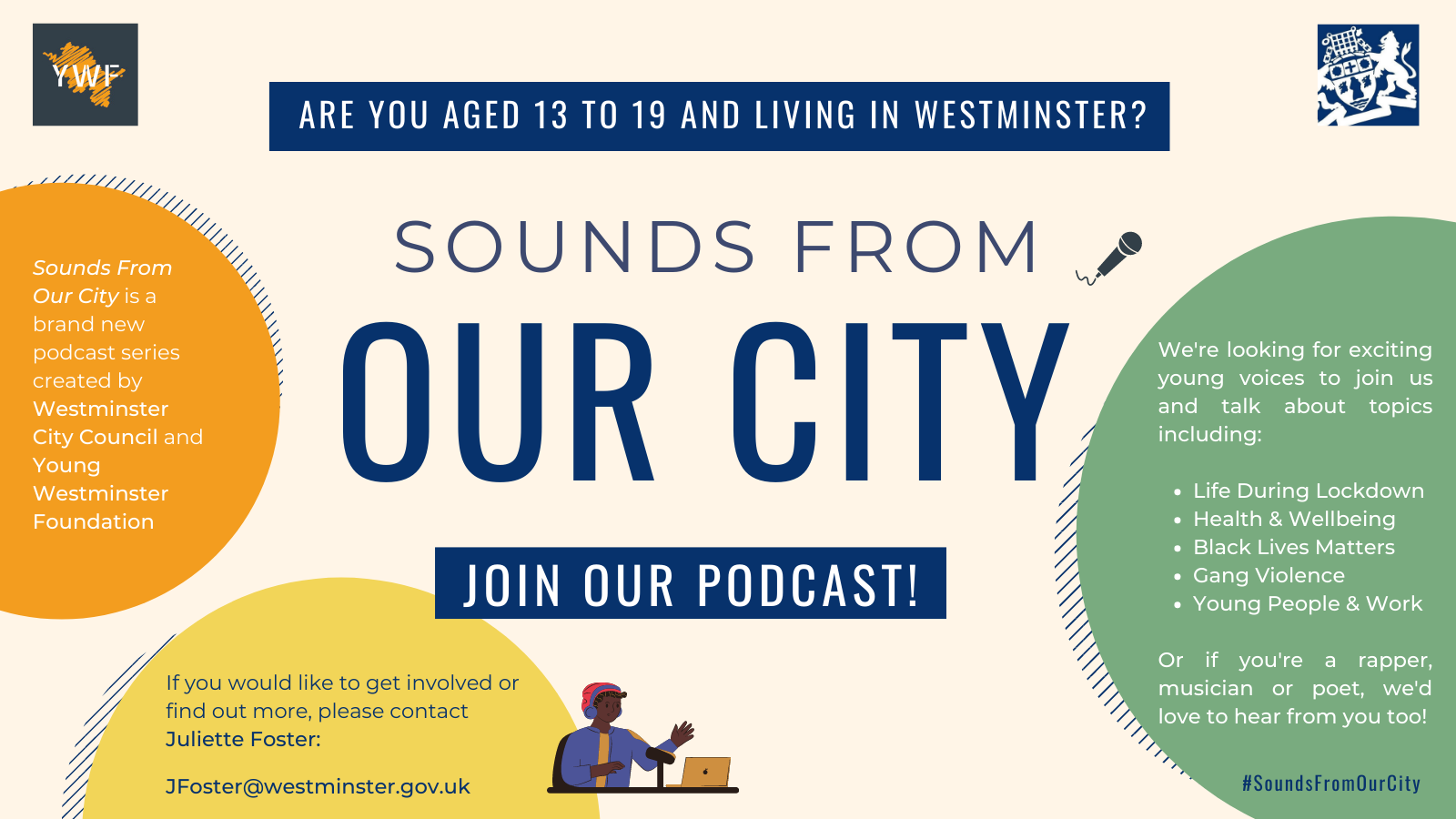 Join our new podcast!