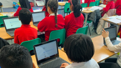 Digital Futures Project distributes first laptops to Westminster's young people